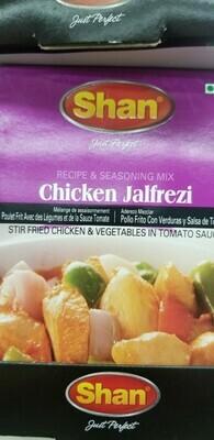 Shan - Chicken Jalfrezi  Masala Mix (50gr)