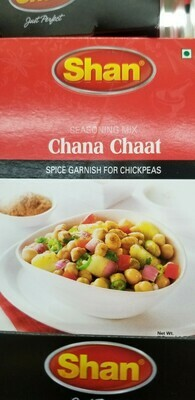 Shan - Chana Chaat Masala Mix (60gr)