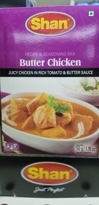Shan - Butter Chicken Masala  (50gr)