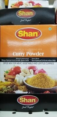 Shan - Curry Powder  (100gr)