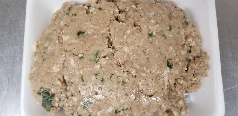 Chicken Seekh Kabab 1.5 lbs (Halal)