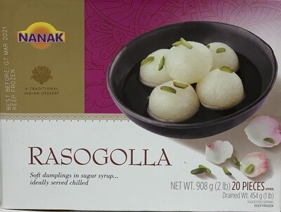 Nanak - Rasgulla (1kg)