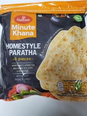 Haldiram - Homestyle Parantha (360gr)