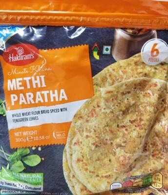 Haldiram - Methi Paratha  (400gr)