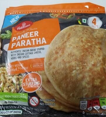 Haldiram - Paneer Paratha  (400gr)