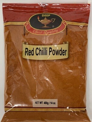 Deep Red Chilli Powder (400gr)