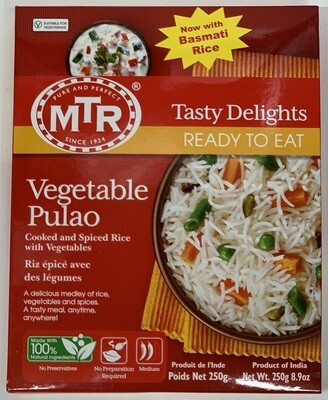 MTR - Vegetable Pulao (300gr)