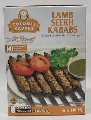 Colonel - Lamb Seekh Kabab (312gr)