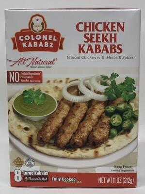 Colonel - Chicken Seekh Kabab (312gr)