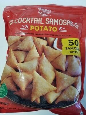 Deep - Samosa Cocktail Potato Poly 50 (50pc)