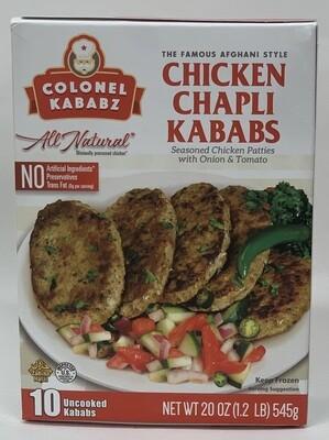 Colonel - Chicken Chapli Kabab (545gr)