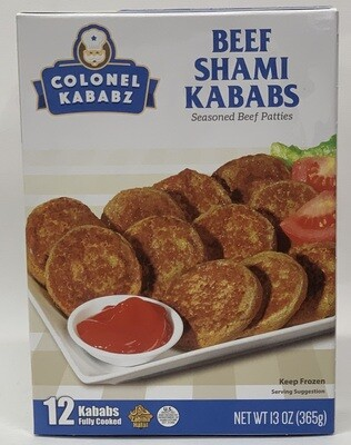 Colonel - Beef Shami Kabab (365gr)