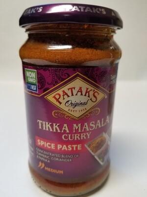 Patak - Tikka Masala Curry (15oz)