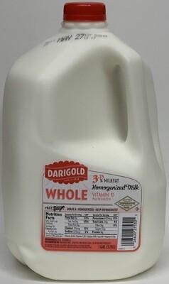 Darigold - Milk Whole (1gl)