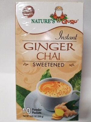 Nature's Guru - Ginger Mix (10tbags)