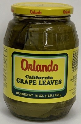 Grape Leaves (16oz)