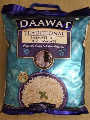Daawat - Basmati Rice Traditional (10lb)