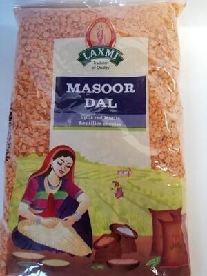 Laxmi - Masoor Dal Skinless (2lb)