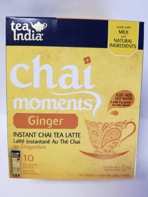 Tea India - Ginger Mix (10bg)