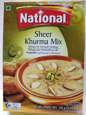 National - Sheer Khurma Mix (160gr)