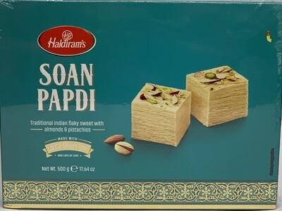 Haldiram - Soan Papdi (500gr)