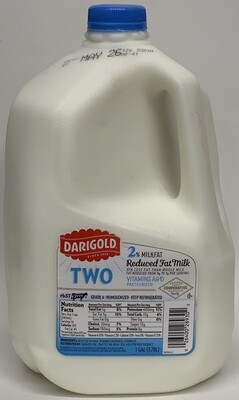 Darigold - Milk 2% (1gl)