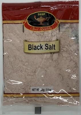 Deep Black Salt (100gr)