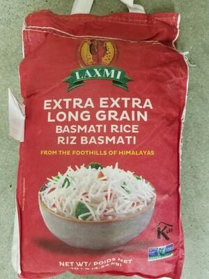 Laxmi - Basmati Rice (10lb)