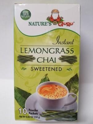 Nature's Guru - Lemongrass Mix (10tbags)