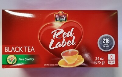 Red Label - Tea Bags (216ct)