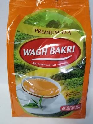 Wagh Bakri  - Tea Leaves (2lb)