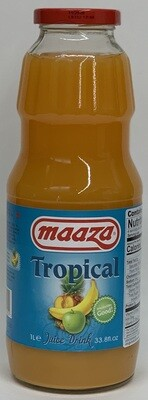 Maaza - Tropical Bottle (1lt)