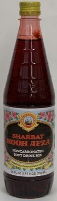 Roohafza - Rooh Afza Indian (750ml)