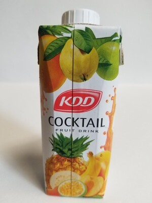 KDD - Cocktail Nectar (250ml)