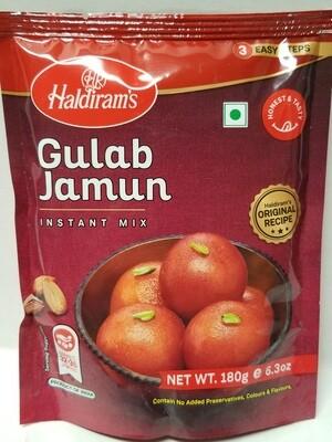 Haldiram - Gulab Jamun Mix (180gr)