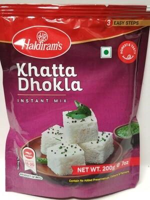Haldiram - Khatta Dhokla (180gr)