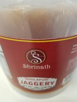 Shrinath - Jaggery Kolhapuri (2kg)