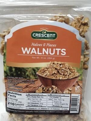 Crescent - Walnuts Halves/Pieces (8oz)