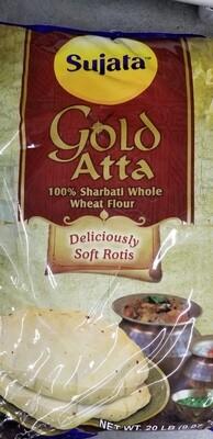 Sujata - Gold Atta (20lb)