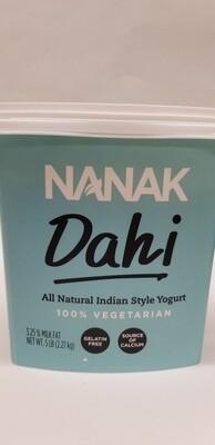 Nanak Dahi - Yogurt 5lb