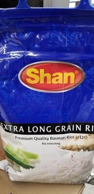 Shan Basmati Rice 10lb