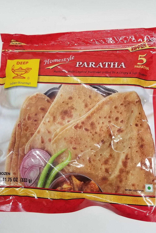 Deep - Homestyle Paratha (5pc)