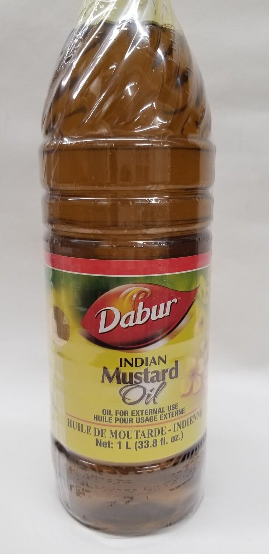 Dabur - Mustard Oil (1lt)