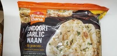 Haldiram - Garlic Naan Tandoori (1.2kg)