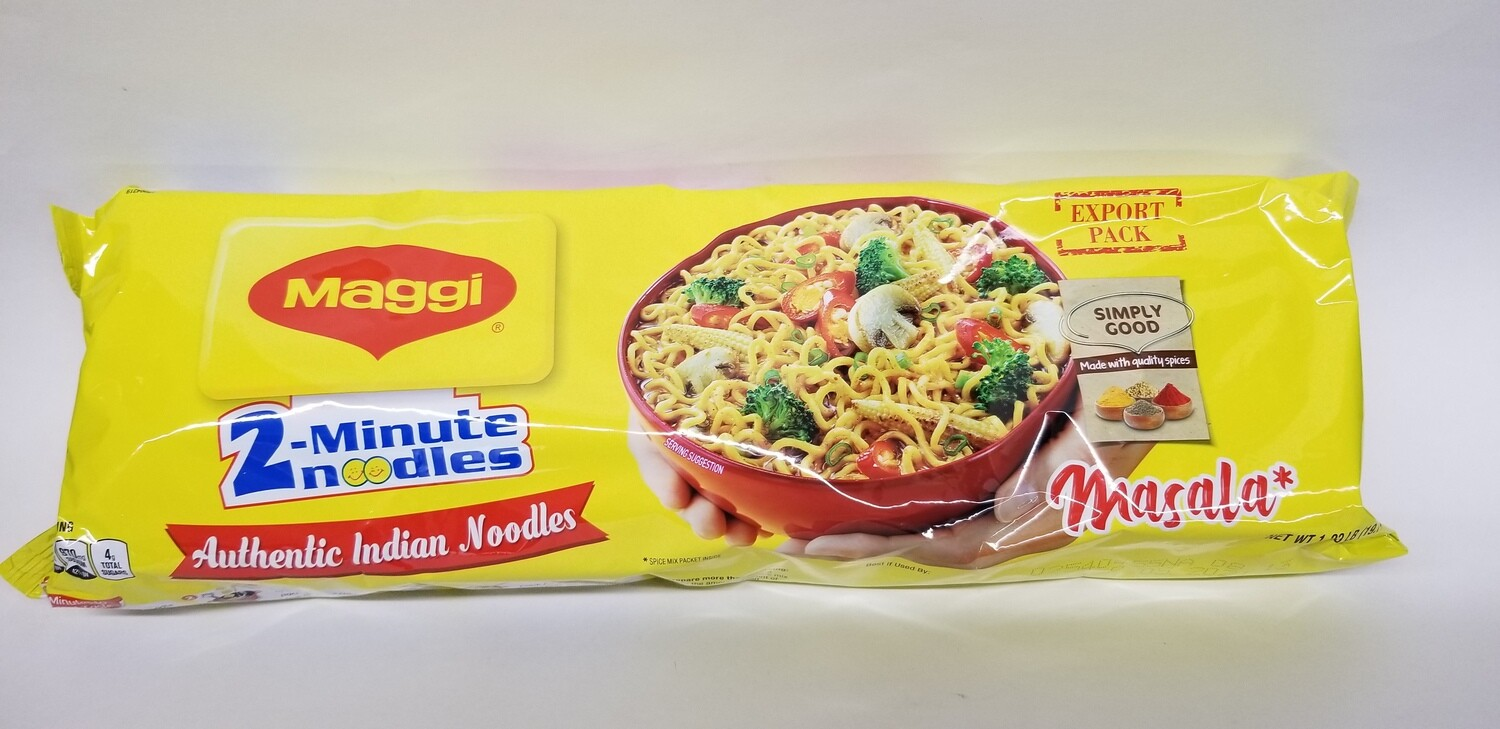Maggi - 2 Minute Noodles Masala Spicy (560gr)