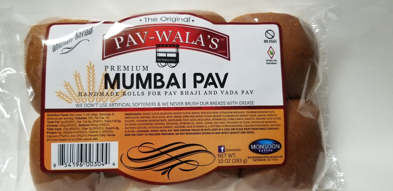 Pav Bread (283gr)- Honest Pav Waala's