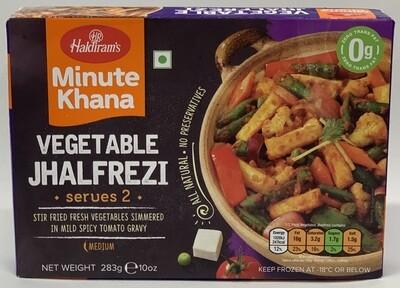 Haldiram - Vegetable Jalfrezi (283gr)