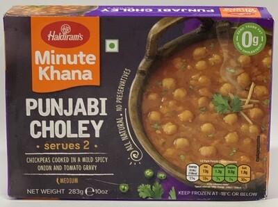 Haldiram - Punjabi Choley  (283gr)
