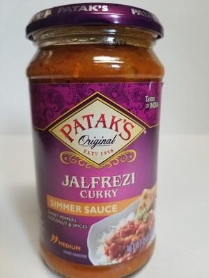 Patak - Jalfrezi Curry  (15oz)