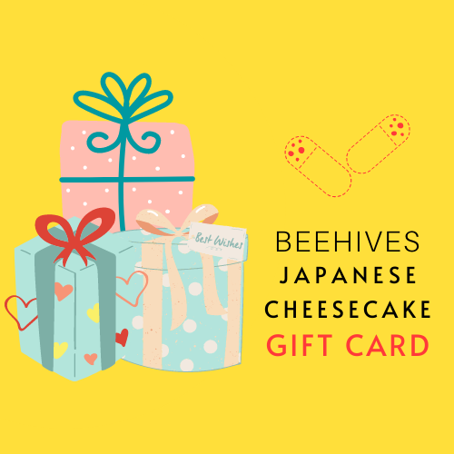 Beehives Gift Card